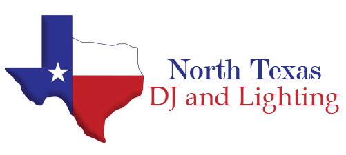 North Texas DJ and Lighting Mobile Retina Logo