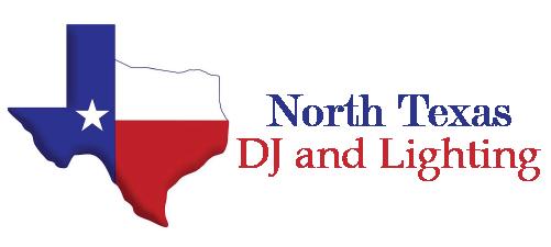 North Texas DJ and Lighting Mobile Retina Logo